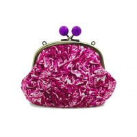 Purple pure cabbage|Coin purse